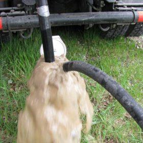 Saug-Hochdruck Reinigung (Überflur)